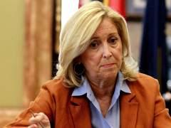La Fiscalía denuncia a Concepción Dancausa por un delito societario