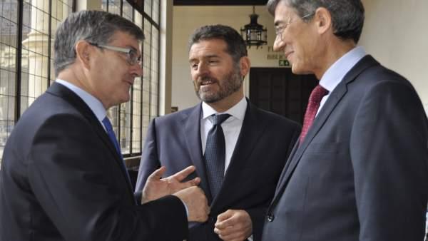 El Plan Director del Palacio del Conde de Morata se ha presentado este martes.