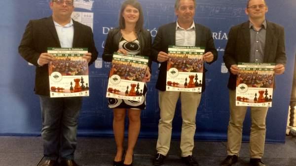 El Campeonato de Andalucía de Ajedrez elige a Almería como sede este año.