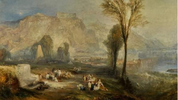 'Ehrenbreitstein', de Turner