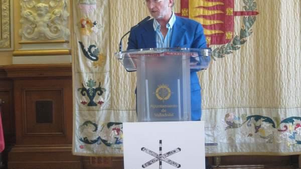 El Director De La Seminci, Javier Angulo, Durante La Presentación