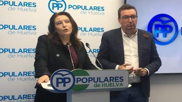 La portavoz del PP en el Parlamento andaluz, Carmen Crespo.
