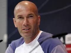 """Zidane: """"Ahora el Barcelona va a ganar la Liga y nosotros no valemos nada"""""""
