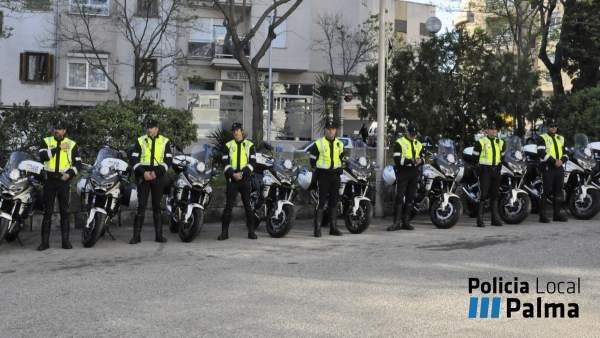 Coches Policía Local
