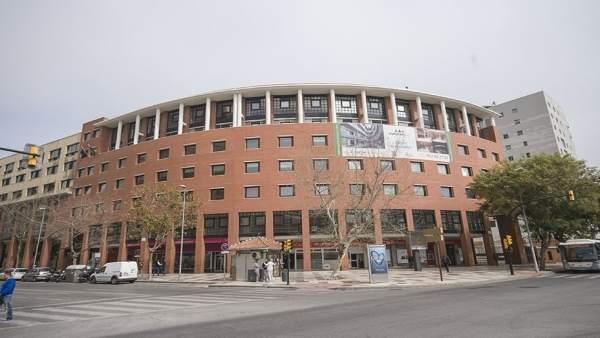 Propiedad iberdrola Edificio eurocom sur málaga oficinas instala aedas homes