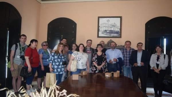 Proyecto 'Children in a Europe of 2020' en Doñana.