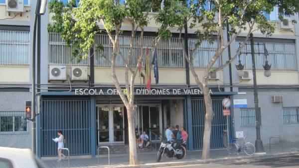 Educació habilitarà tres noves seccions de l'EOI de València en el curs 2018-2019