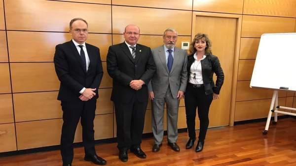Reunión de Márquez en Madrid