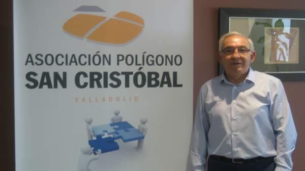 El presidente de la Asociación de Empresarios Polígono de San Cristóbal