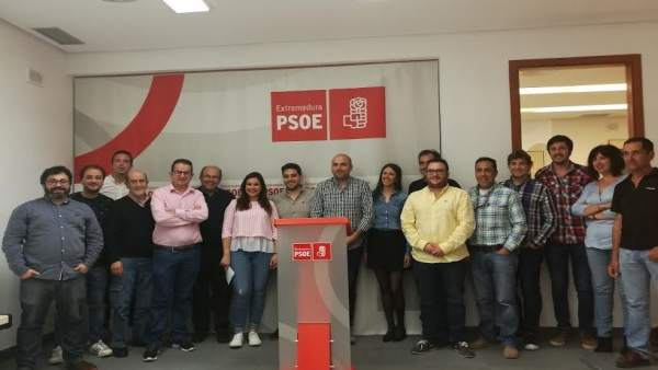 Plataforma en apoyo a Patxi López
