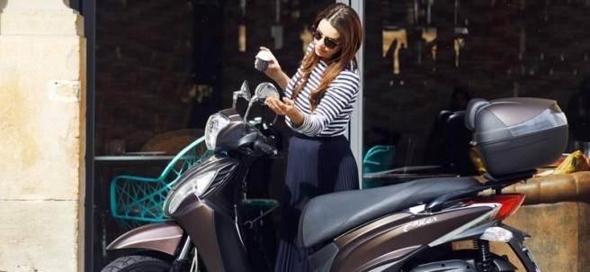 Perfecta para motoristas mujeres
