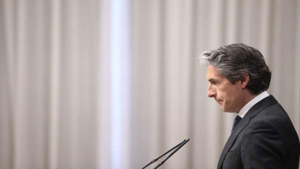 Íñigo de la Serna presenta en la sede del Ministerio los Presupuestos