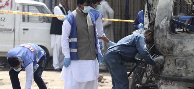 Ataque en Pakistán