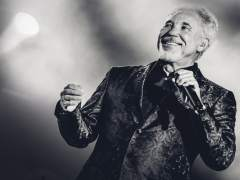 Tom Jones cancela dos conciertos en Reino Unido por una infección bacteriana