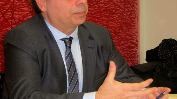 José Luis Santa Isabel, en imagen de archivo