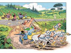 Astérix llega a Italia