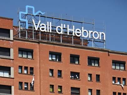 Hospital de la Vall d'Hebron.