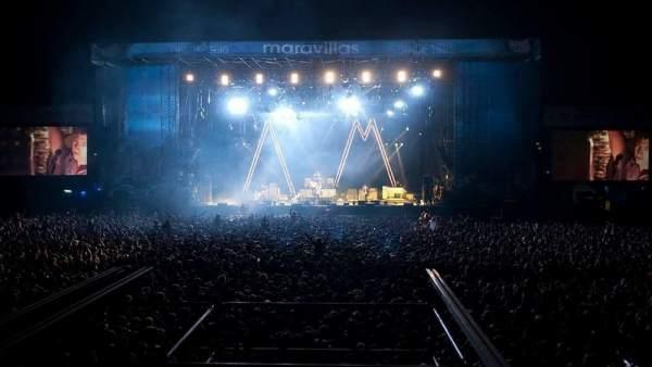 Arctic Monkeys en el FIB