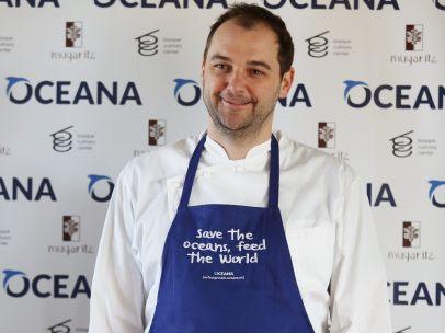 Daniel Humm, chef del mejor restaurante del mundo