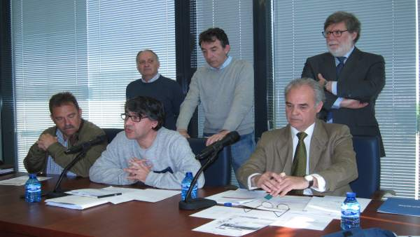 Valladolid. Imagen de la rueda de prensa