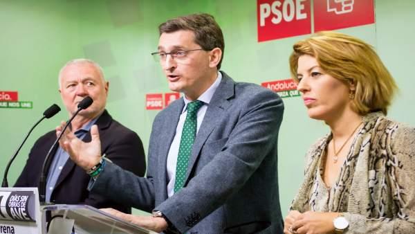 Sánchez Teruel, en rueda de prensa