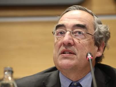 El presidente de CEOE, Juan Rosell