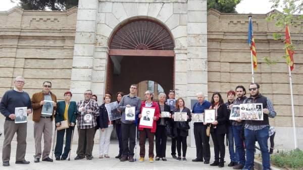 Familiars de represaliats exhumaran les restes d'una fossa de Paterna al juny, la més gran oberta a la Comunitat