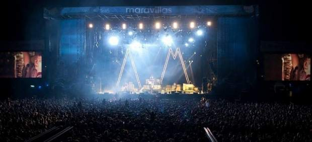 Arctic Monkeys en el FIB