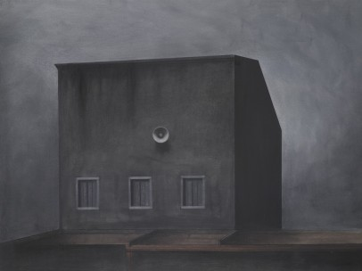 Eduard Angeli - The House with the Loudspeaker, 2011