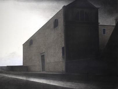 Eduard Angeli - Church, 2005