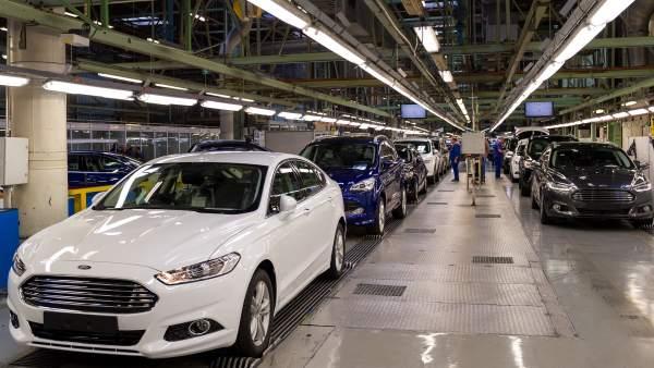 Ford reduirà la seua producció en 85 vehicles diaris fins a juliol per la caiguda de les vendes
