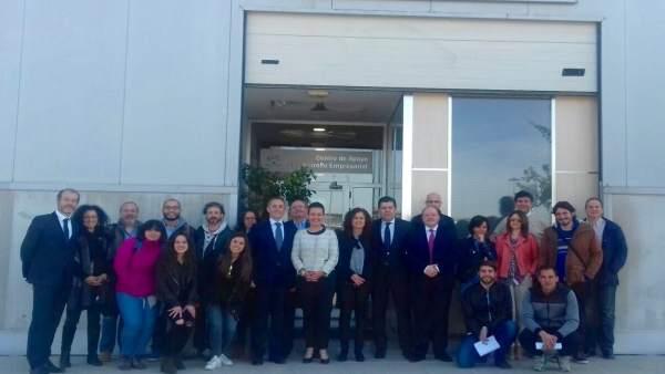Seminario en el CADE Granada con BMN