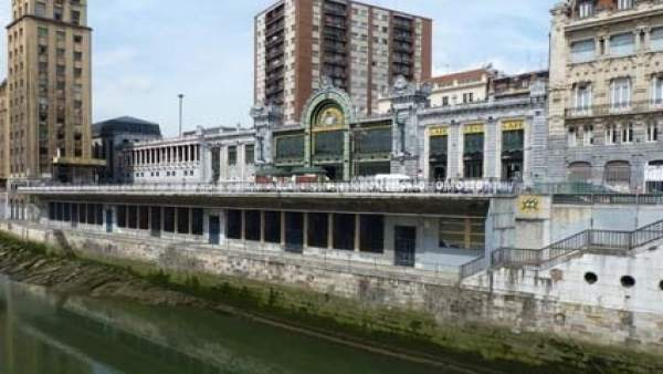 Estación La Naja (Bilbao)