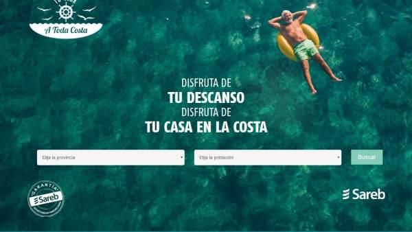 Campaña de Sareb 'Tu casa a toda costa'