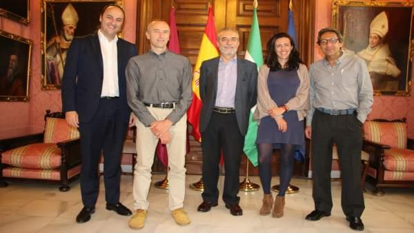 El vicepresidente de Public Health and Palliative Care International, en Sevilla