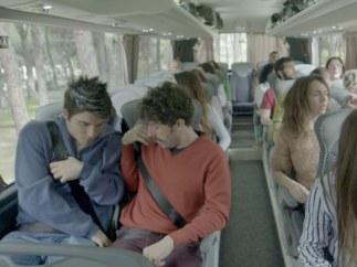 Cinturón de seguridad autobús