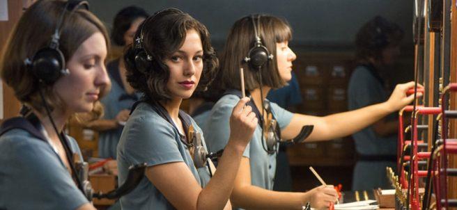 'La chicas del cable'