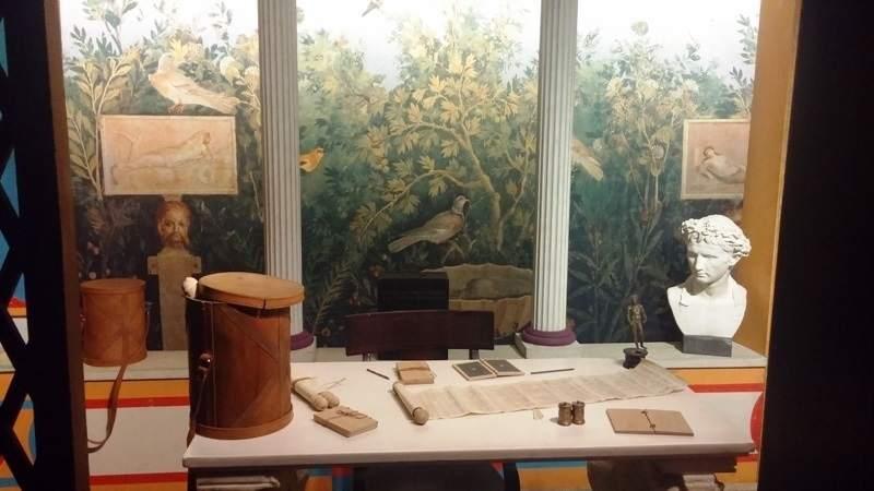 La obra social la caixa acerca a soria la recreaci n de una ciudad romana con una exposici n - Pisos de obra social la caixa ...