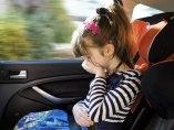 Marearse en un coche