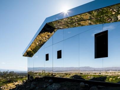 Mirage, 1 - Desert X installation view of Doug Aitken,2017