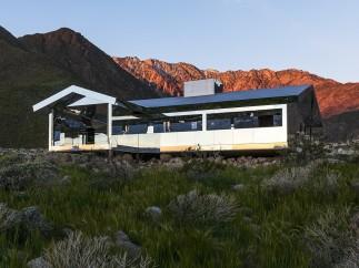 Mirage, 3 - Desert X installation view of Doug Aitken, 2017