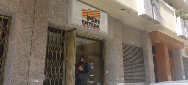 Sede del PSM en Palma