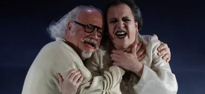 Juan Echanove protagoniza 'Sueños'.