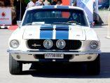 Concentración de Mustangs