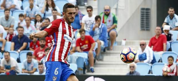 Koke renueva con el Atlético de Madrid hasta 2024