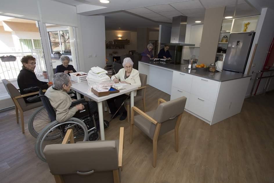 Sant hilari de sacalm tendr la primera casa de convivencia para ancianos de catalunya - Casa para ancianos ...