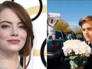 Emma Stone responde al chico que la invitó a su graduación a ritmo de 'La La Land'