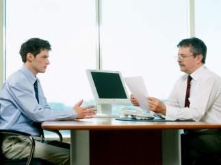 Jefe y empleado