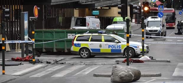 Atentado en Estocolmo