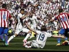 El derbi entre Real Madrid y Atlético ya tiene horario: domingo 8 de abril a las 16.45